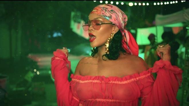 Rihanna je fantastična u novom spotu - i veoma providna