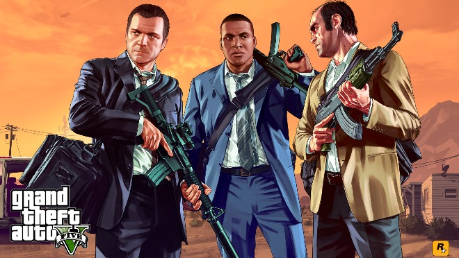 Posao iz snova - igrajte Grand Theft Auto za pare!