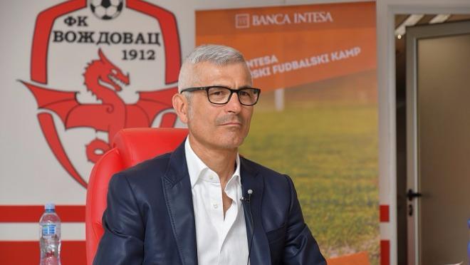 Fabrizio Ravanelli podelio svoju fudbalsku magiju sa srpskim klincima