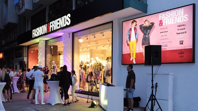 Otvoren prvi Fashion&Friends store u Baru!