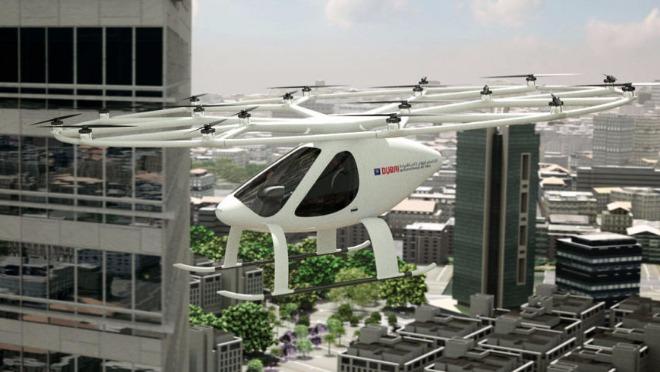 Samovozeći helikoter-taksi nije baš najbolja ideja, ali svejedno stiže