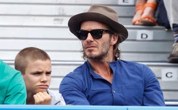 Samo David Beckham može da izgleda ovako dobro noseći ovaj aksesoar