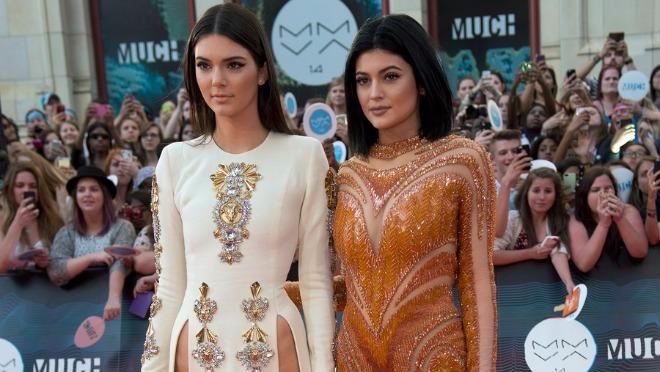 Kylie i Kendall Jenner pravile majice koristeći mrtve hip hop zvezde