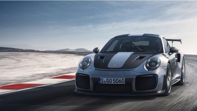 Porše je upravo otkrio najbrži 911 model ikada napravljen!