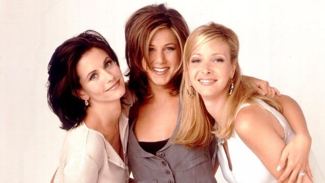 Evo kako danas izgledaju Rachel i Monica iz Friendsa