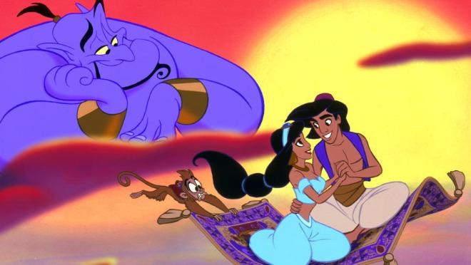 Ovo su glavne ulogu u Aladdin rimejku