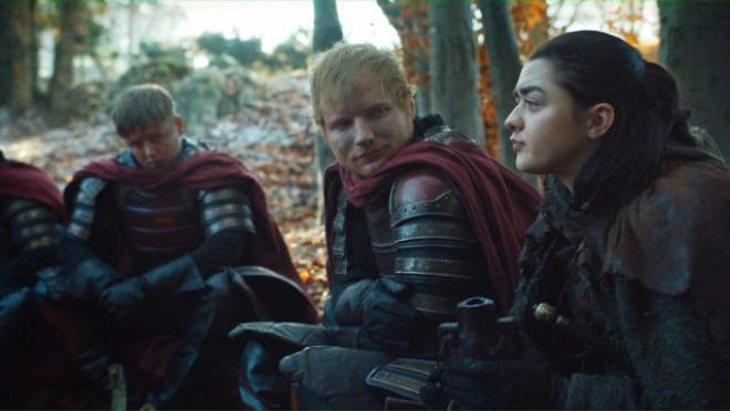 Ed Sheeran je pojavljivanjem u Game of Thrones uspeo da iznervira mnogo fanova