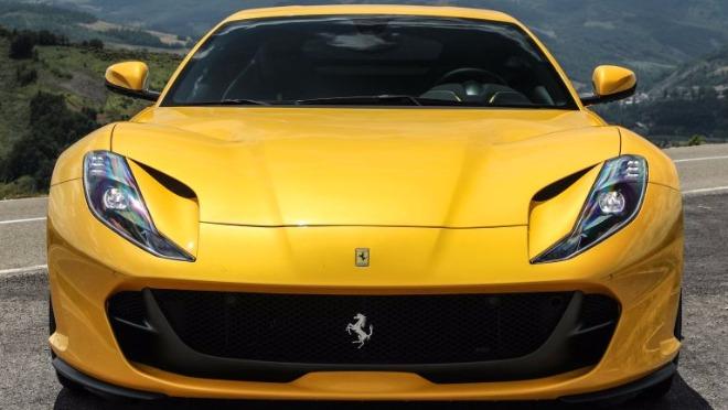 Ovo je novi Ferrari!