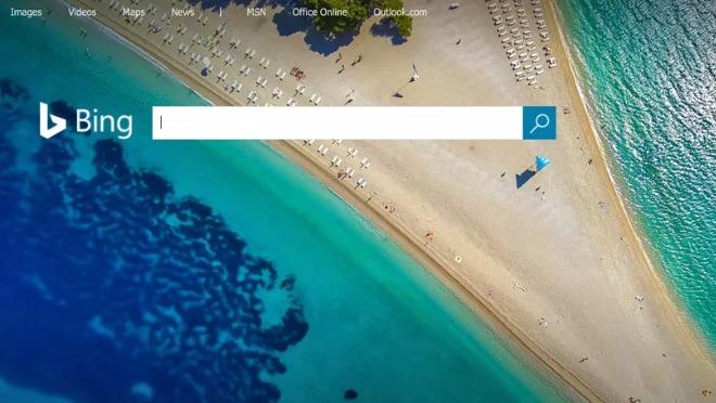 Pretraživač Bing postavio sliku plaže sa Brača ali nije primetio OVO!