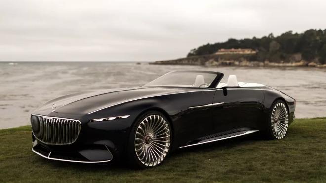 Mercedes Maybach 6 kabriolet je vaš novi automobil iz snova