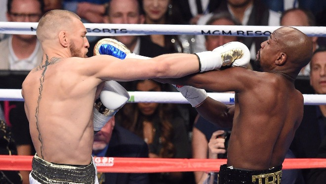 Mayweather nokautirao McGregora