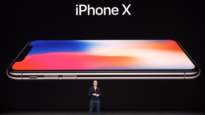 Ovo je novi iPhone X!