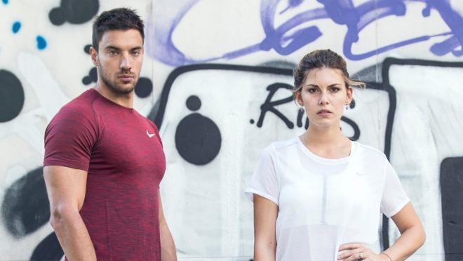 Tamara Dragičević i Vlada Vuksanović u top formi za Nike Belgrade 10k