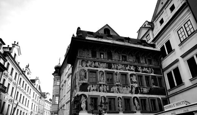 Jesenje destinacije: Prag (I)