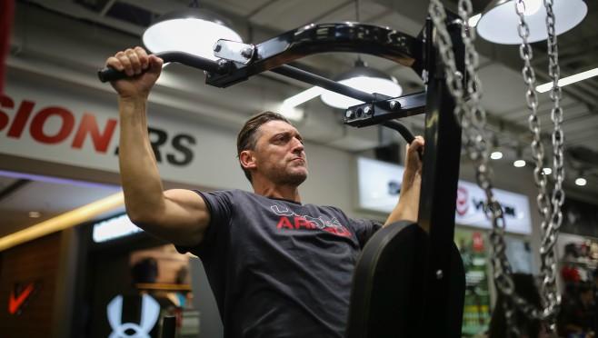 Kako izgleda pravi muški trening?