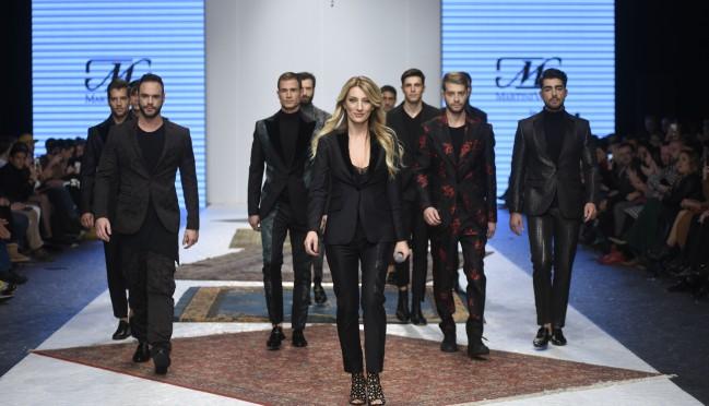 Nova kolekcija Boška Jakovljevića oduševila posetioce Fashion week-a