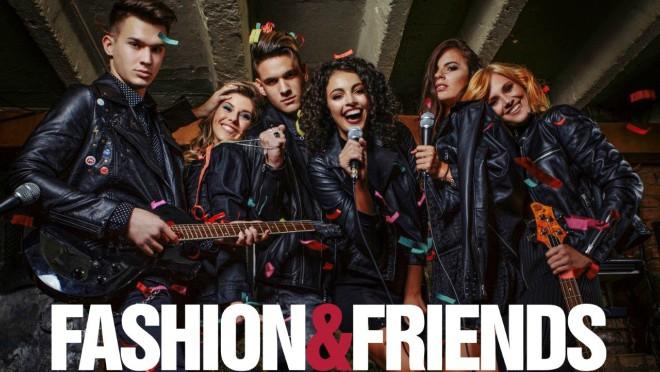 Neka žurka počne: Praznićna kampanja Fashion & Friends