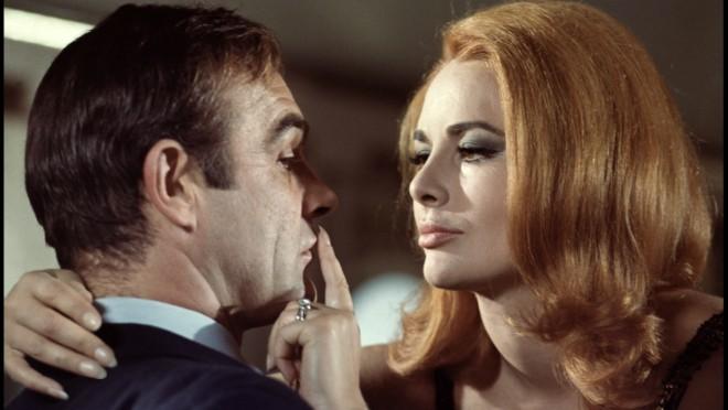 Svet se juče oprostio od jedne od najlepših Bond devojaka