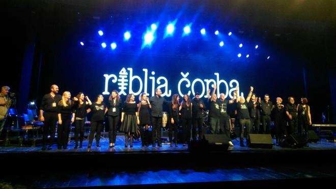 Finalisti akcije Radija S na koncertu Čorbe