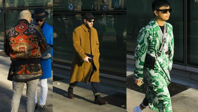 1 GRAD 1000 STILOVA: Kako izgledaju muškarci na ulicama Milana?