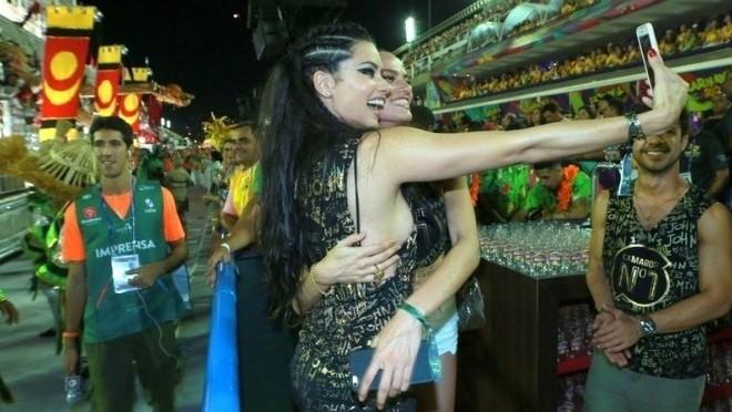 Kako je Adriana Lima zapalila karneval u Brazilu?