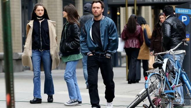 Šmekerizam prve vrste: Jude Law ne izlazi iz mode