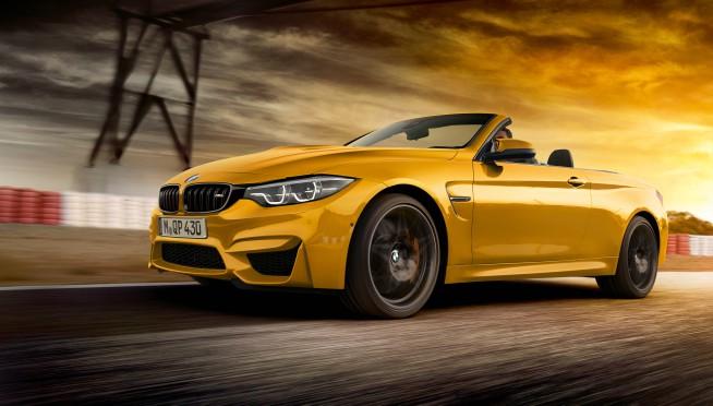 """BMW M4 kabriolet """"30 Jahre"""" edicija"""