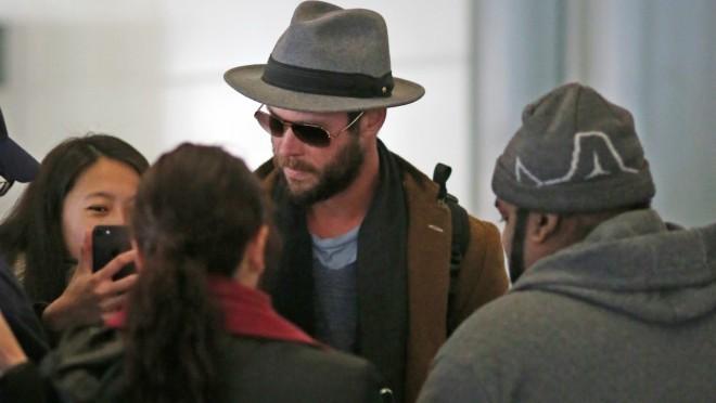 Šmekerski stil bez greške: Chris Hemsworth ponovo briljira