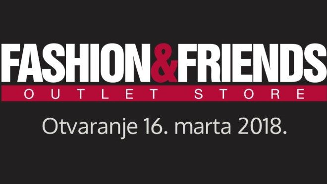 Prvi Fashion&Friends outlet store u Inđiji!***