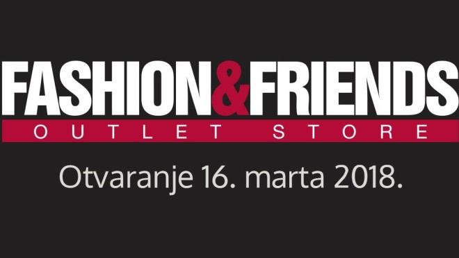 Prvi Fashion&Friends outlet store u Inđiji!***