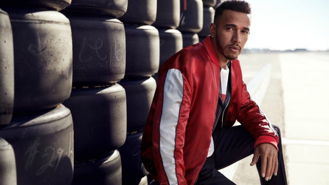 Lewis Hamilton u sasvim novoj ulozi