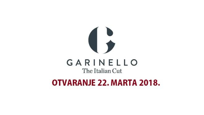 Sutra otvaranje nove Garinello radnje