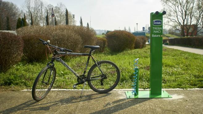 Balans+ samouslužne stanice za bicikliste širom Srbije