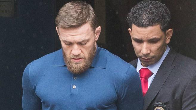 Kako je izgledalo hapšenje Conora McGregora?