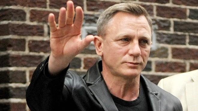 Craig je objavio: Biću Bond još ovaj put!