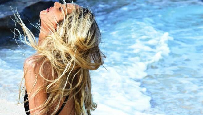 Epidemija vrelih bikinija: Ona je spremila vatromet!