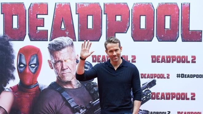 "Ryan Reynolds briljira na premijeri ""Deadpool2"""