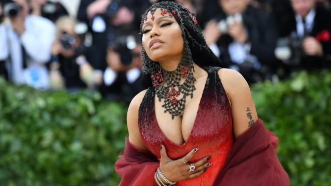 Kraljica provokacije: Nicky Minaj u kostimu koji prevazilazi sva očekivanja
