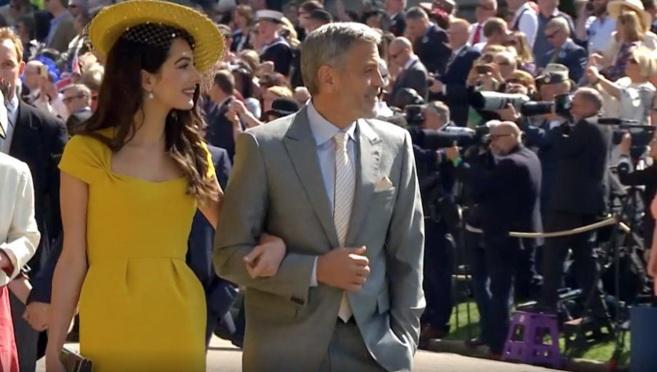 Ko je odbio da pleše sa Clooneyjem na kraljevskom venčanju?