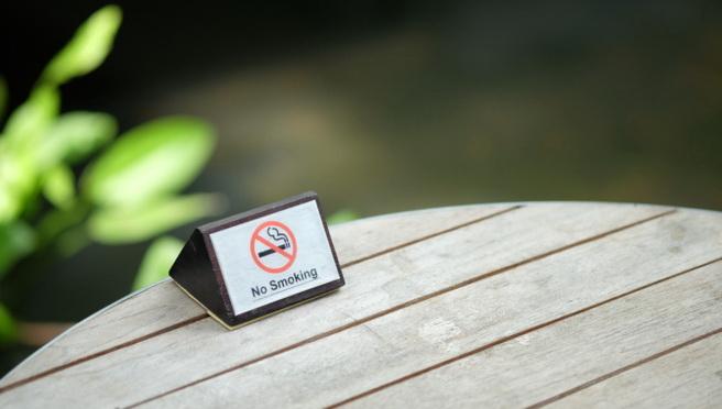 Zabranjeno za pušače i teroriste