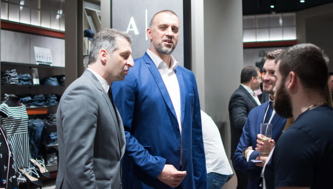 A|X ARMANI EXCHANGE slavi EUROLEAGUE FINAL 4 u Beogradu