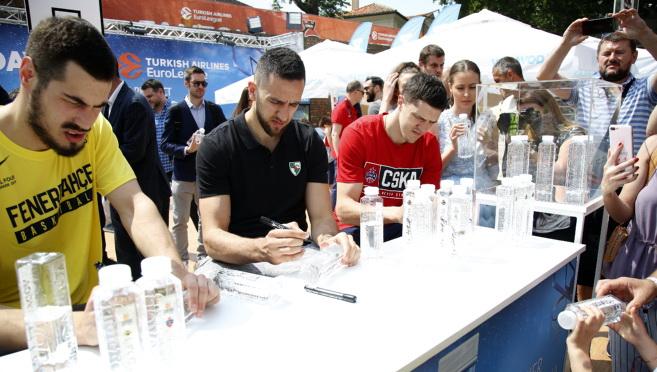 Srpska kompanija deo evropskog spektakla
