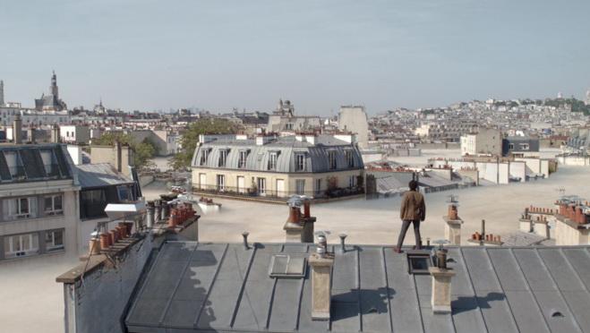 Avantura na krovovima Pariza