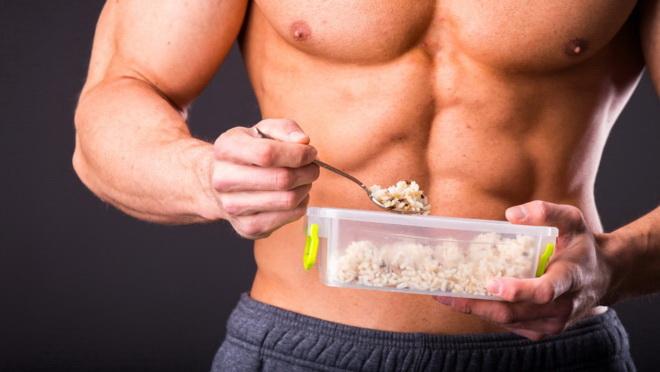 Pravila idealnog režima ishrane za muškarce