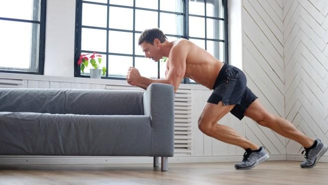 Vežbajte kod kuće sa Šon Tijem
