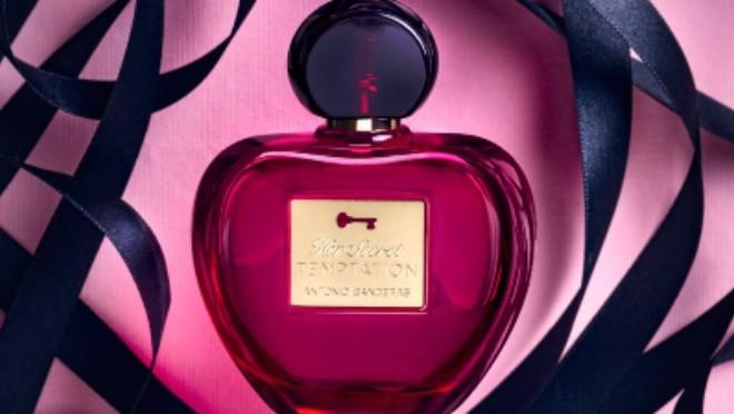 Muze Antonia Banderasa u novoj liniji parfema za žene