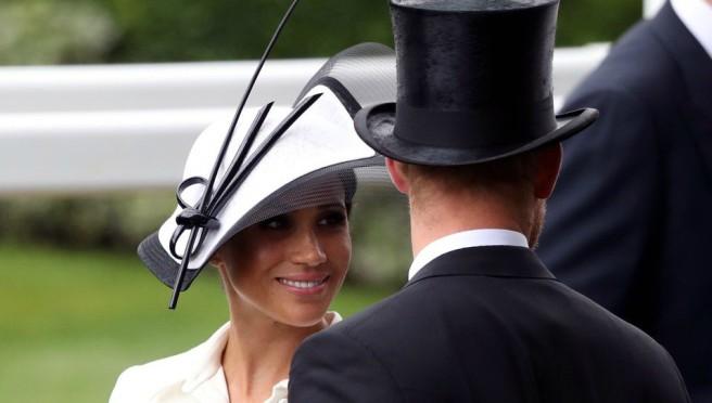 Prinčevski par iznenadio prefinjenim stilom