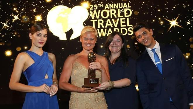 Hotel Radisson Blu treći put zaredom dobitnik prestižne nagrade