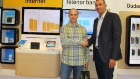 Otvoren 400000. račun u Telenor banci