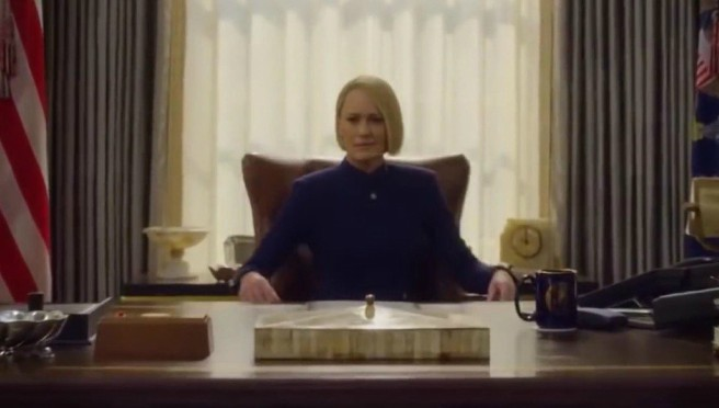 """Finalna sezona serije """"House of Crads"""" počinje: Pogledajte prve kadrove"""